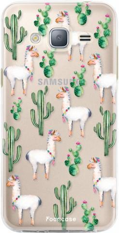 Alpaca Samsung Telefoonhoesje