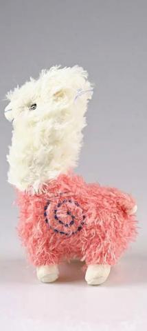 Alpaca knuffel 22 cm
