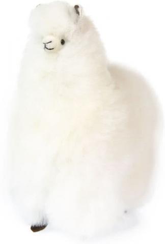 Alpaca knuffel super zacht en fluffy