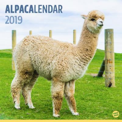 Alpaca kalender